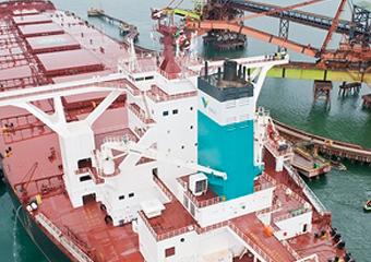 Brasileña Vale invertirá más de US$700mn en complejo portuario Tubarão