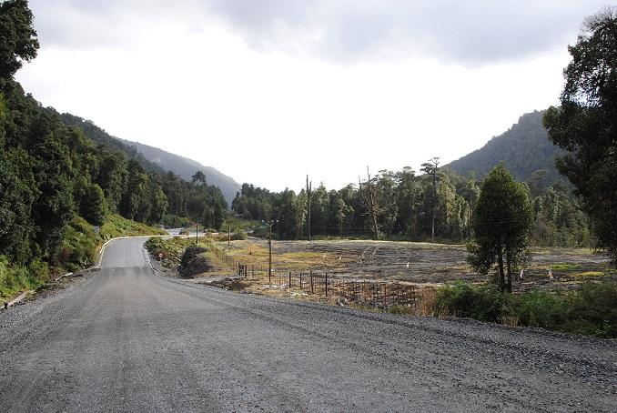 Panorama de obras viales en el Cono Sur