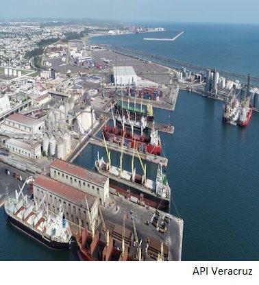 AMLO busca rescindir concesión a 100 años en puerto de Veracruz