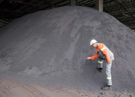 Usiminas se acerca a objetivo de ventas anuales de mineral de hierro de 10Mt