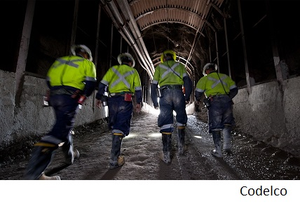 Codelco, insurer agree on compensation in insurance fraud case