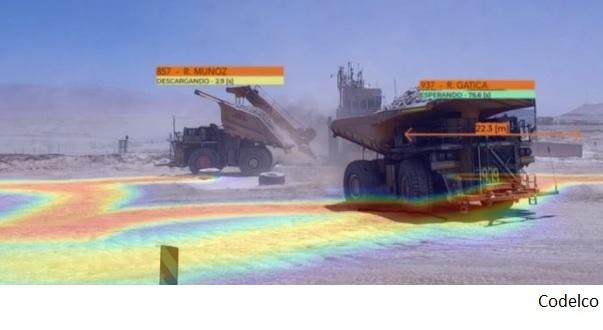 Sector minero de Chile apunta hacia la telepresencia