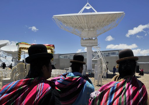 Bolivia's 2nd satellite to have 10 times more capacity