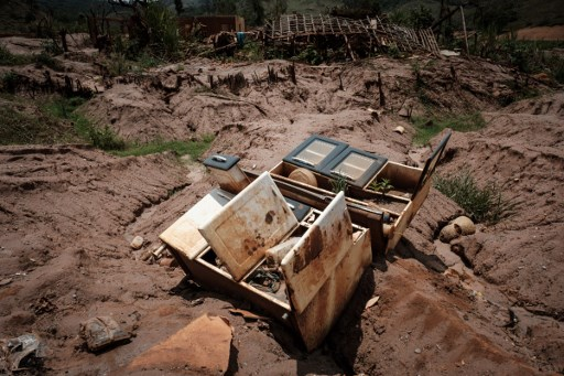 Estado de depósitos de relaves presenta serio riesgo para sector minero de Brasil