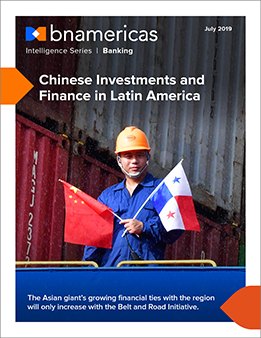 NEW REPORT: The growing role of Chinese finance in Latin America