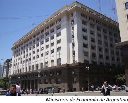 What will Argentina's fiscal deficit look like in 2020?