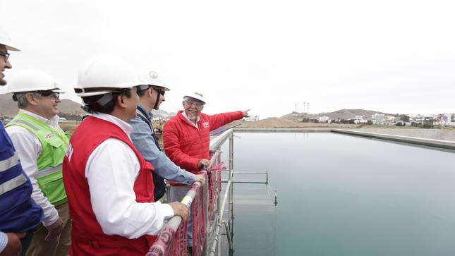 Perú invertirá US$238mn en construcción de tres plantas desaladoras