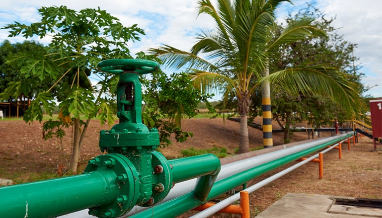 Brazil okays operations at nation's first private gas processing plant