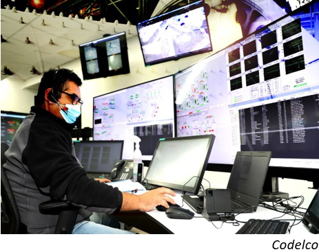Technology, collaboration seen as crucial for Andean miners' success