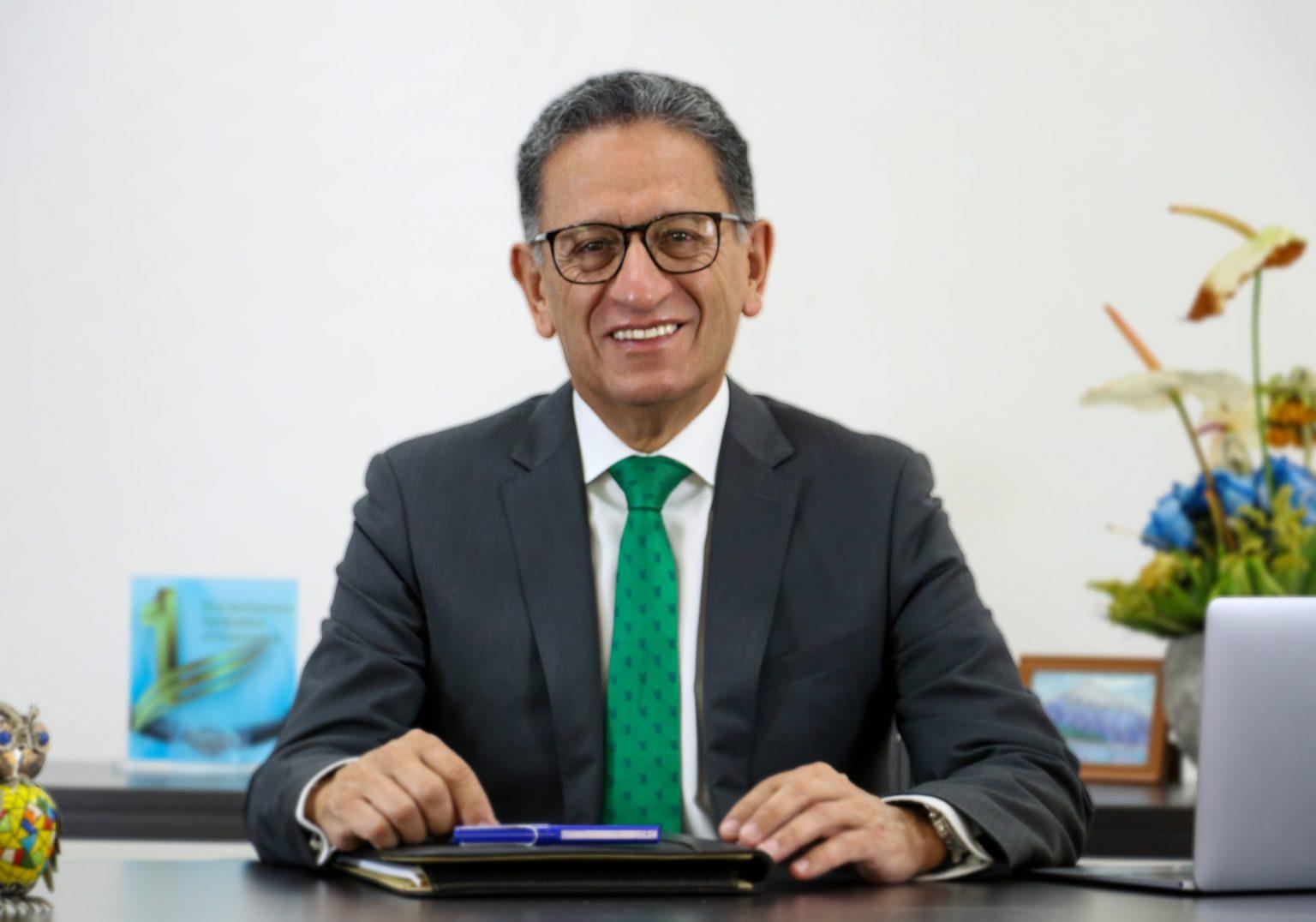 Juan Carlos Bermeo Calderón es el nuevo Ministro de Energía y Recursos Naturales No Renovables de Ecuador