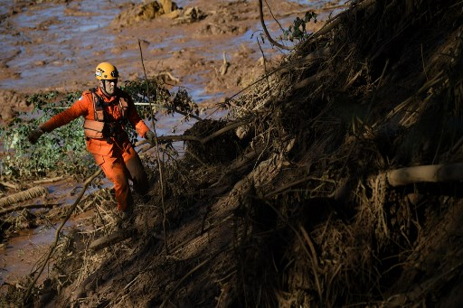 Brazil watchdog halts ops of 54 tailings dams on safety concerns