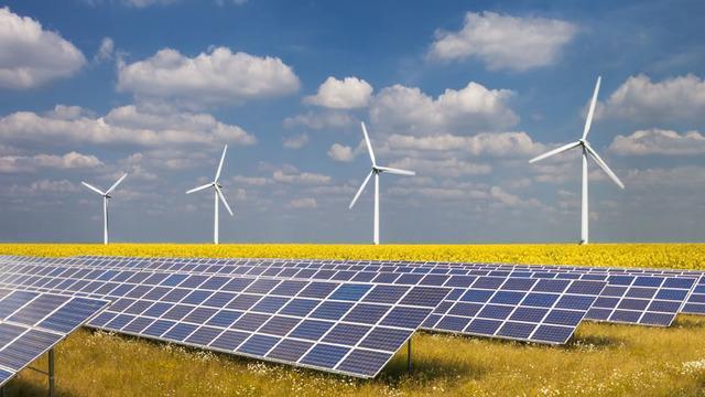Financial feasibility of renewables on DomRep radar