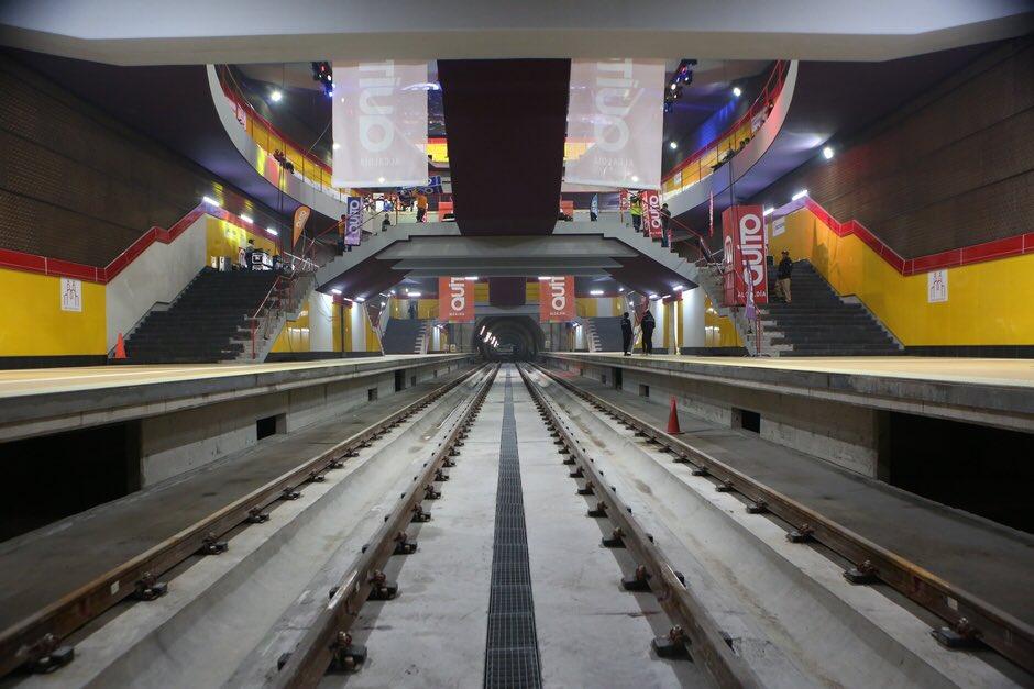 Quito metro set to start operating in Q3