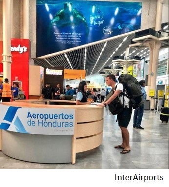 What's Honduras' plan to award 4 airport concessions?