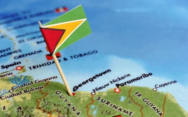 Panorama de Guyana: pozo exploratorio, proyecto de generación, instalación para residuos