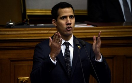 OAS pledges support for new head of Venezuela's national assembly
