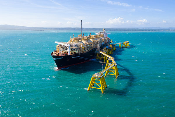 New Fortress gives update on LNG projects