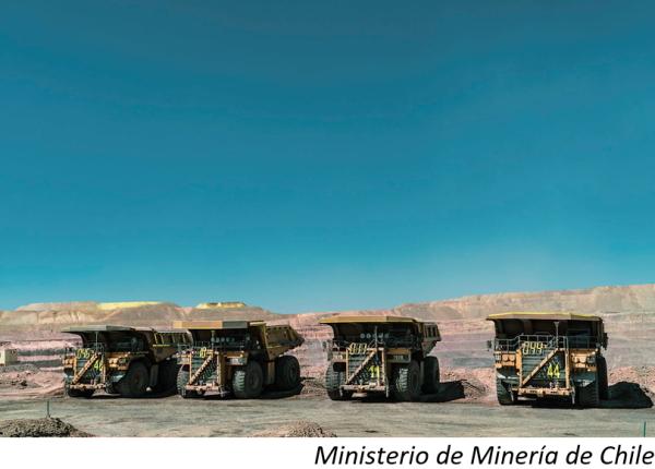 Piden a mineras chilenas minimizar movimiento de personal entre regiones