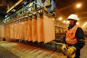 MMG iniciaría obras en yacimiento peruano Chalcobamba este trimestre