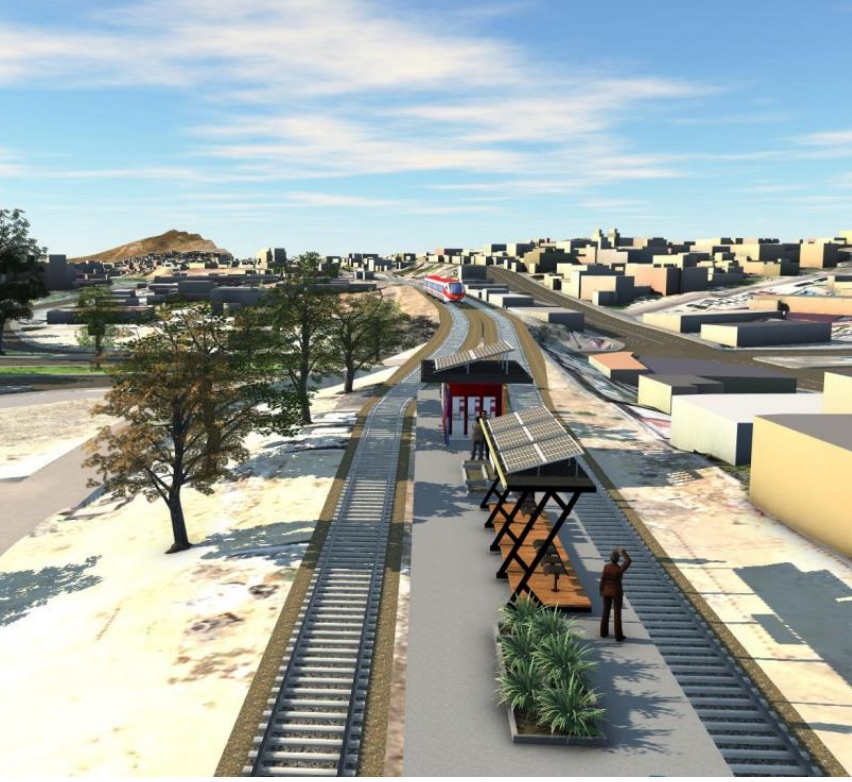 Mexico approves construction start-up of Tijuana-Tecate rail link