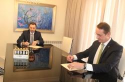 Grupo ECB y gobierno de Paraguay firman contrato de Zona Franca para la instalación de una planta de biocombustible verde