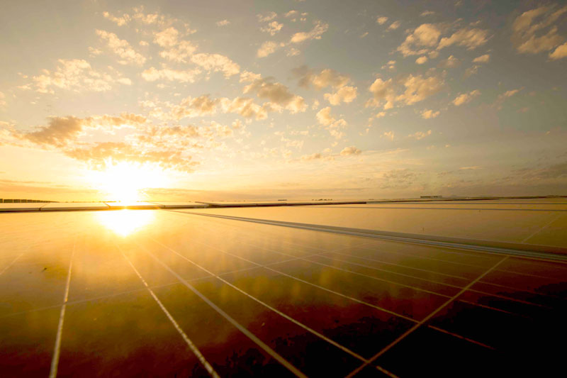 New dawn for Dominican Rep solar project