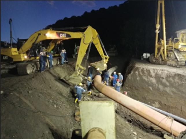 Concluyeron trabajos de construcción de la cuarta variante en el SOTE de Ecuador