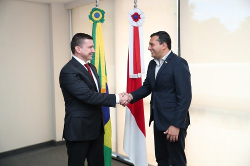 Rosneft, Brazil's Amazonas state sign gas agreement