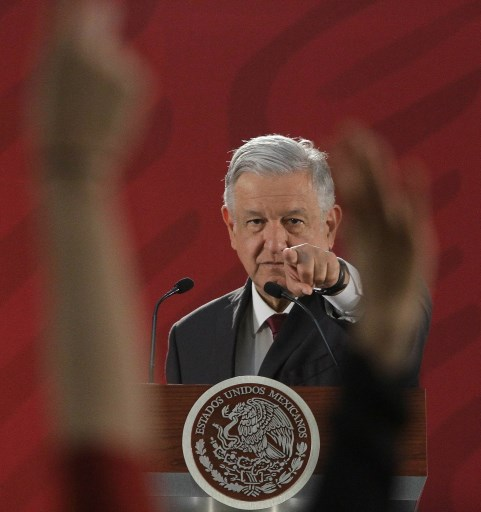 AMLO: Dos Bocas refinery construction to start in 3 months