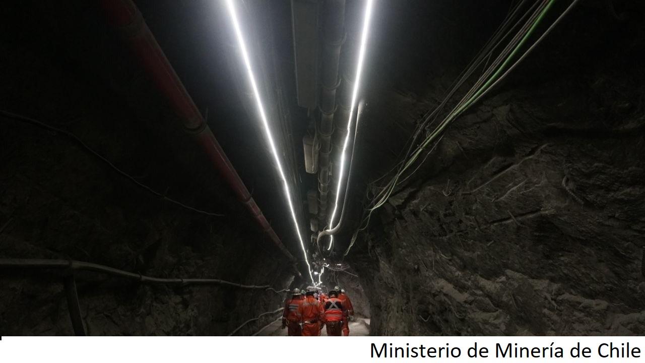 Codelco批准12.4亿美元扩建El Teniente