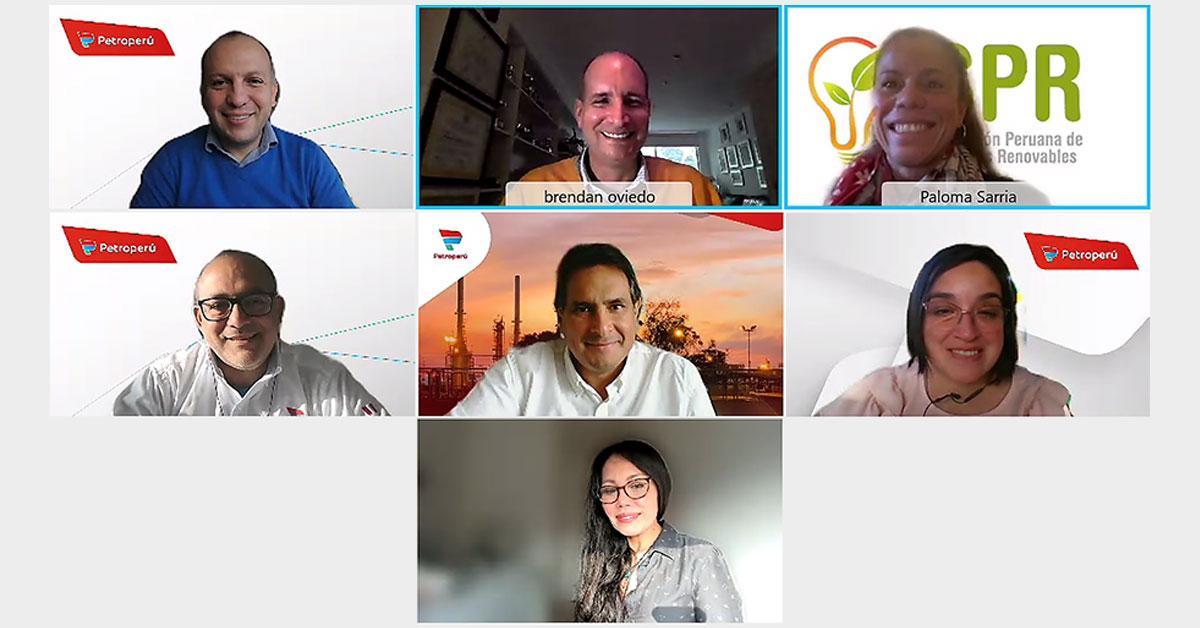 Petroperú se incorpora a asociación Peruana de Energías Renovables