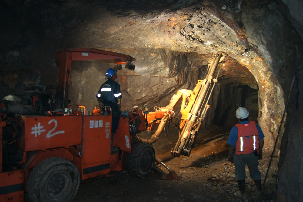 Mexico's mining output on downward trajectory