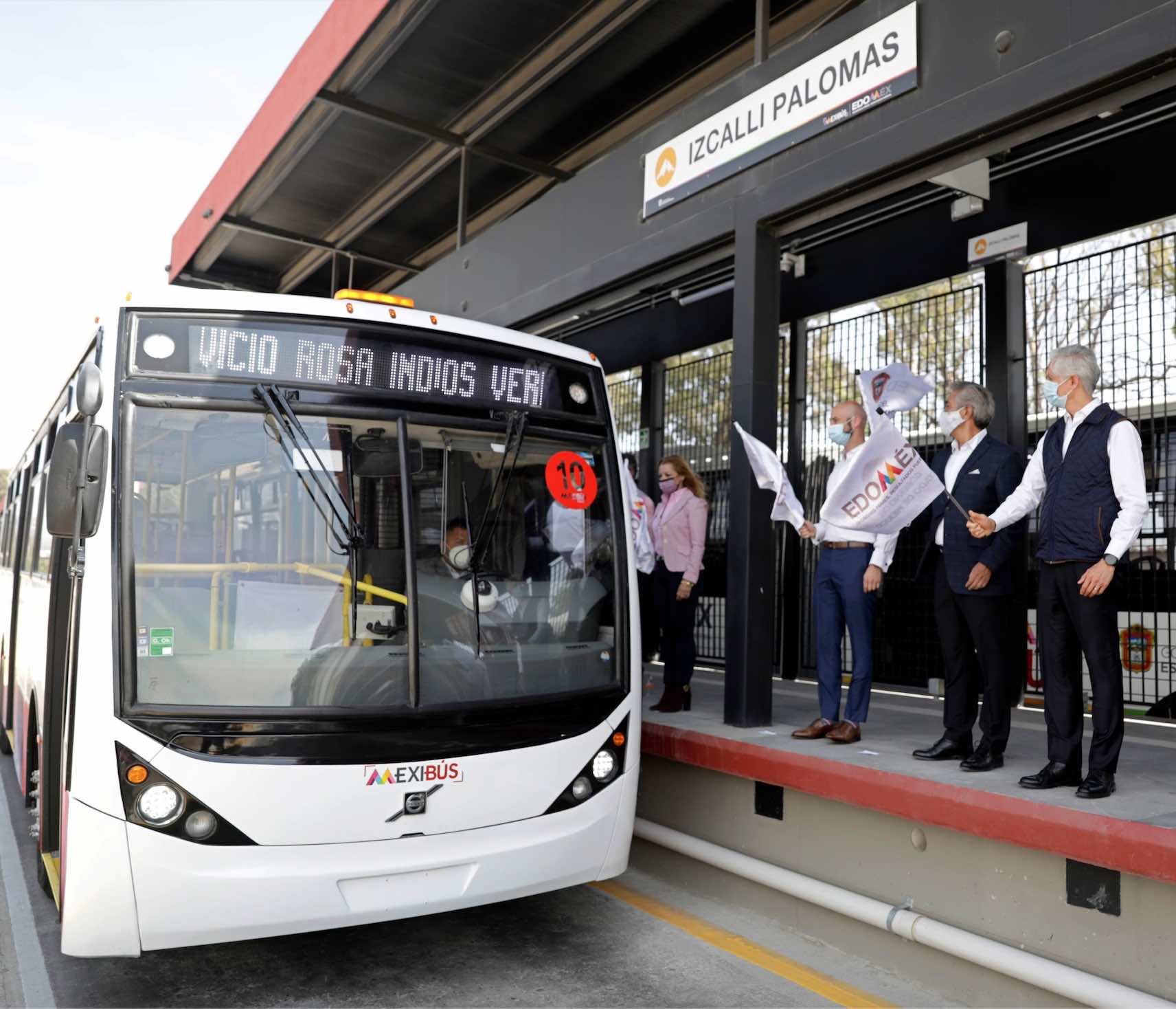 State of Mexico gets ready to move forward with BRT projects