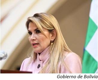 Bolivia's Áñez names new economy minister