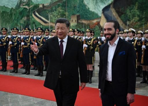 China invertirá en infraestructura de El Salvador