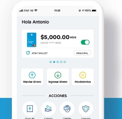 AT&T México enters the fintelco market