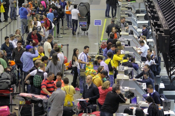SPOTLIGHT: The worst airports in South America