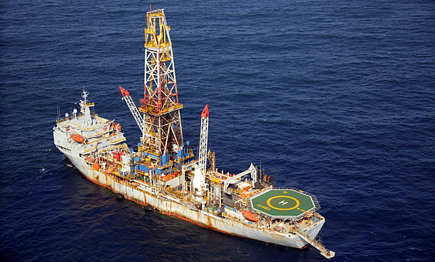 Petrobras launches new offshore rig tender