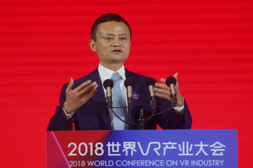 China tech riding the Belt & Road Initiative's coat-tails?