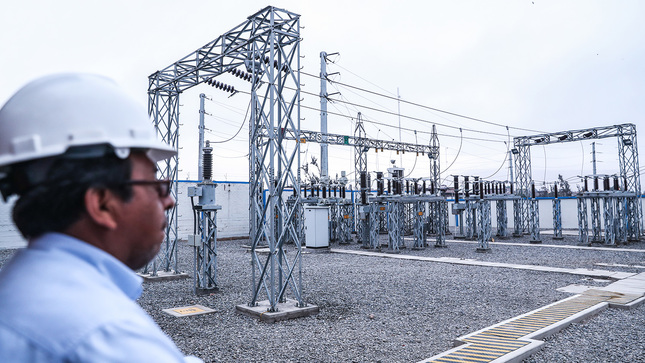 Electricity production in Peru grew 3.8% during the year 2019