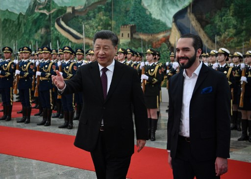 El Salvador to get major Chinese infra investments