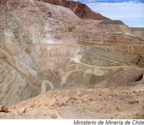 Panorama minero de Chile: Dominga, proyecto de regalías, Rajo Inca, Cerro Colorado