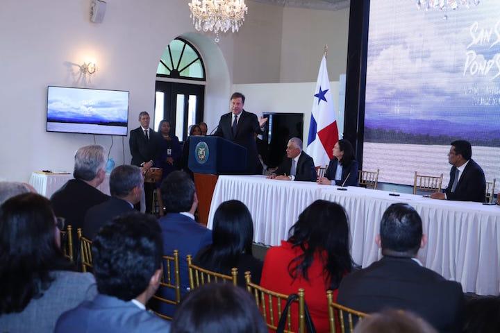 Panama awards financing for water, environmental projects
