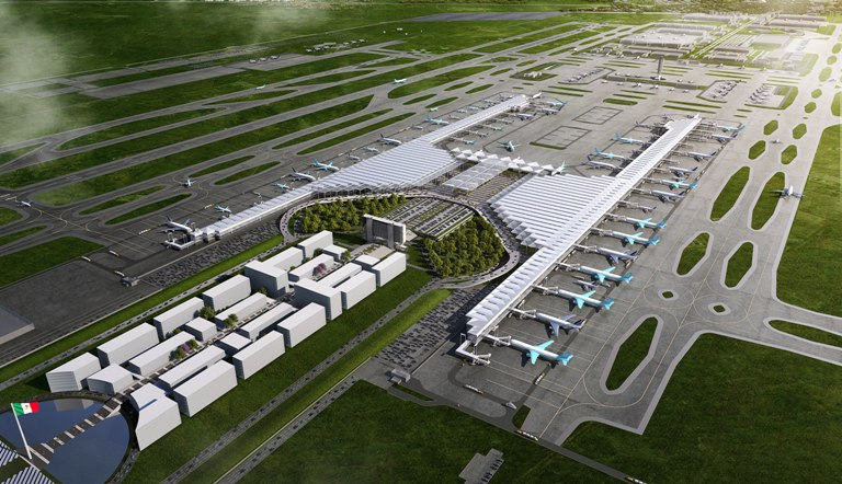 Mexico's Santa Lucía airport on schedule for March 2022 opening