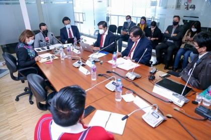 Commission urges the Minister of Energy of Ecuador to raise the thresholds of the dignity tariff