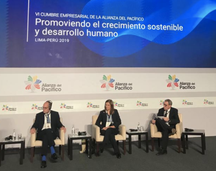 Pacific Alliance executives discuss sustainable growth