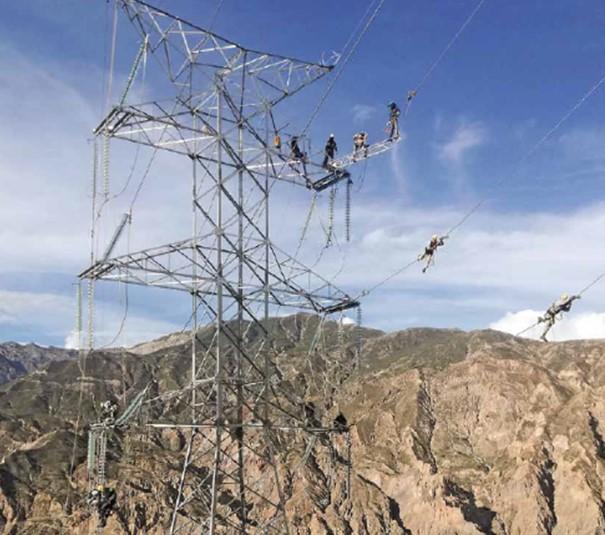 Bolivia relanza licitación de transmisión de 500kV