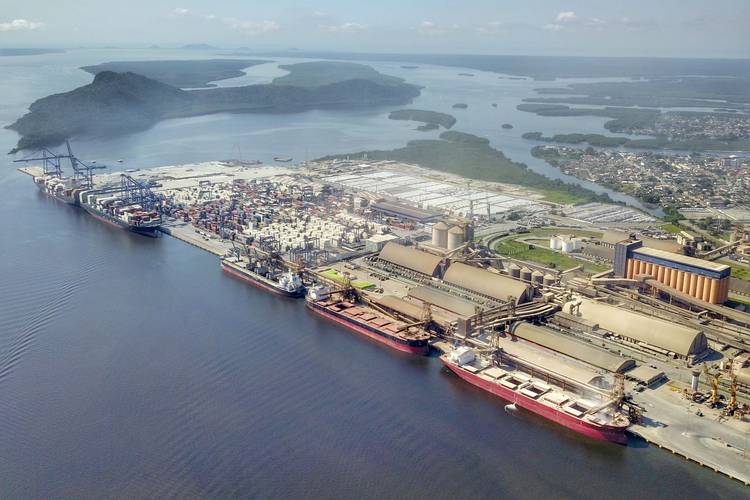 Brazil tests clearance technology in Paranaguá port