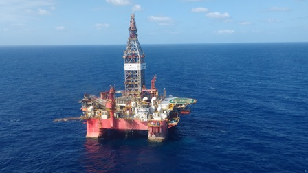Petrobras se apresta a iniciar nueva campaña de perforación marina