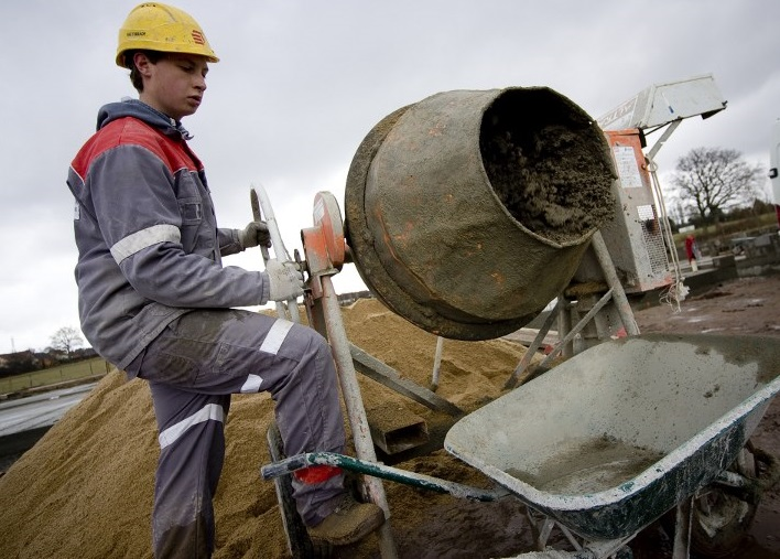 Cement sales increase in Brazil